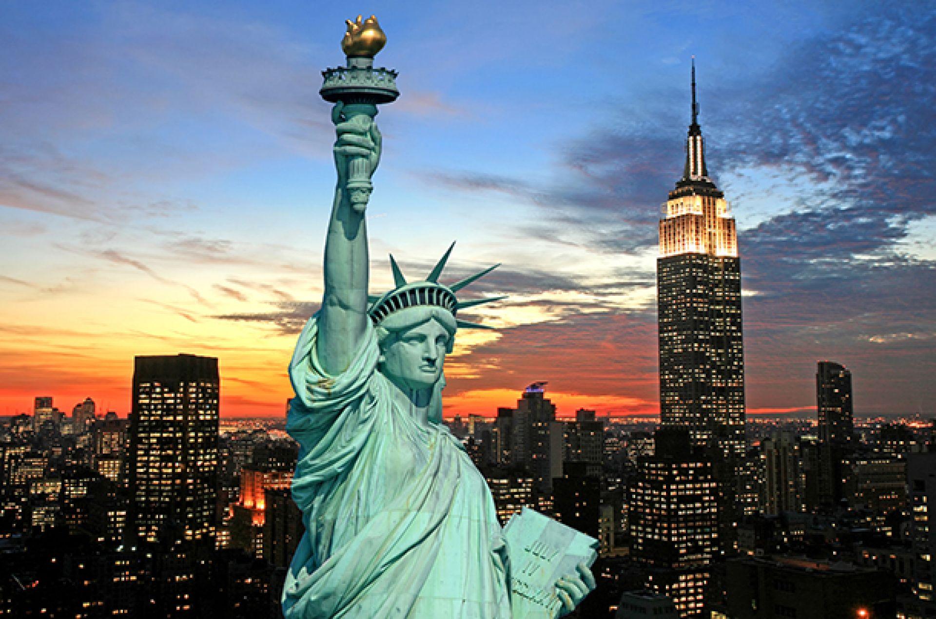 Tour Mỹ 6N5D: NEWYORK - PHILADELPHIA – WASHINGTON